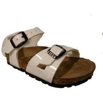 Schuhe Jungen Sandalen / Sandaletten Birkenstock RIO Multicolore