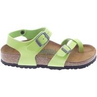 Schuhe Jungen Sandalen / Sandaletten Birkenstock TAORMINA Multicolore