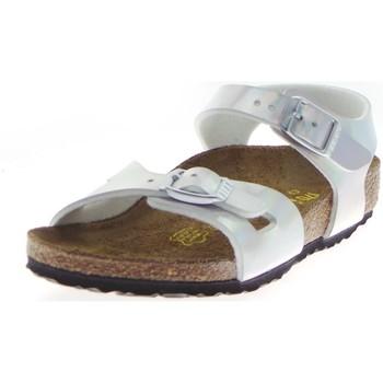 Schuhe Mädchen Sandalen / Sandaletten Birkenstock RIO Multicolore
