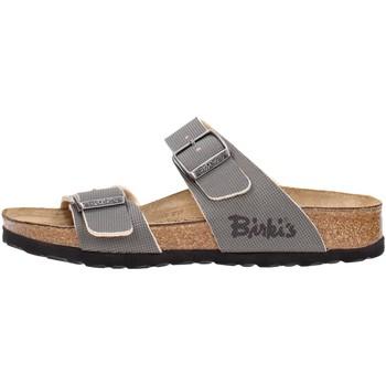 Schuhe Jungen Sandalen / Sandaletten Birkenstock SKORPIONS Multicolore