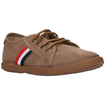 Schuhe Jungen Sneaker Low Batilas 47950 Niño Taupe marron