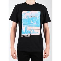 Kleidung Herren T-Shirts DC Shoes T-Shirt DC EDYZT03746-KVJ0 schwarz