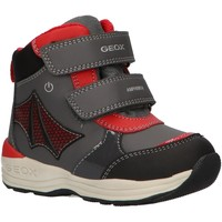 Schuhe Jungen Schneestiefel Geox B841GC 054FU B N GULP Gris