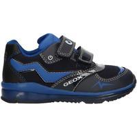 Schuhe Jungen Multisportschuhe Geox B8484A 0AU54 B TODO Azul