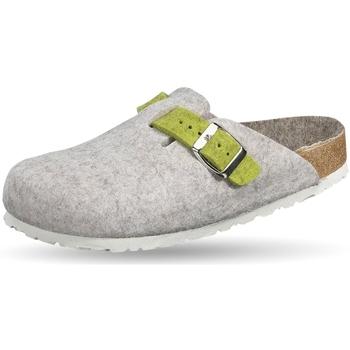 Schuhe Pantoffel Weeger Filzclogs Art. 41517-46 beige