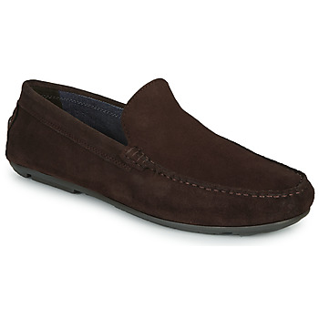 Schuhe Herren Slipper André BIOUTY Braun