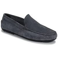 Schuhe Herren Slipper André BIOUTY Blau
