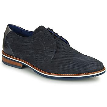 Schuhe Herren Derby-Schuhe André GRILLE Marine