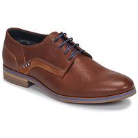 Schuhe Herren Derby-Schuhe André JACOB Braun