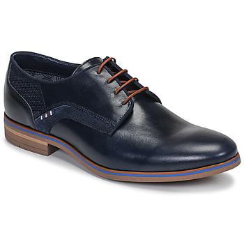 Schuhe Herren Derby-Schuhe André JACOB Blau