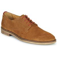 Schuhe Herren Derby-Schuhe André SETIMA Cognac