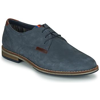 Schuhe Herren Derby-Schuhe André TITO Blau