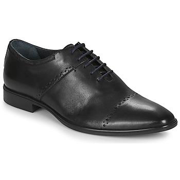 Schuhe Herren Richelieu André CUTTY Schwarz