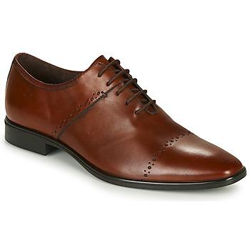 Schuhe Herren Richelieu André CUTTY Braun