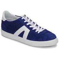 Schuhe Herren Sneaker Low André GILOT 2 Blau