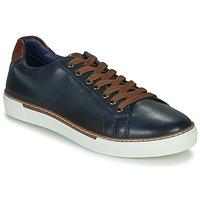 Schuhe Herren Sneaker Low André SHANN Marine