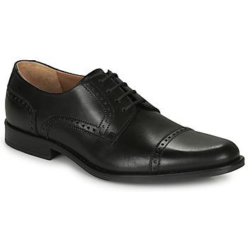 Schuhe Herren Derby-Schuhe André LORDMAN Schwarz