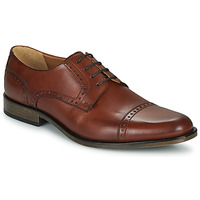 Schuhe Herren Derby-Schuhe André LORDMAN Braun