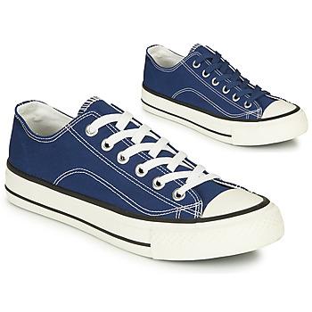 Schuhe Herren Tennisschuhe André VOILURE Blau