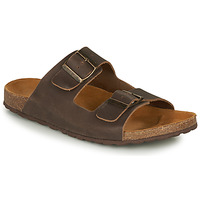 Schuhe Herren Sandalen / Sandaletten André VISON Braun