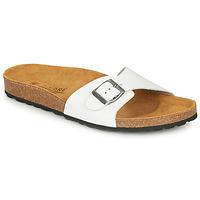 Schuhe Herren Sandalen / Sandaletten André NUSPRINT Weiss