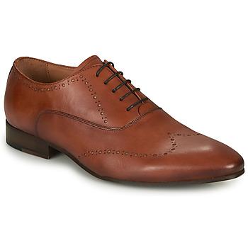 Schuhe Herren Richelieu André DOWNTOWN Cognac