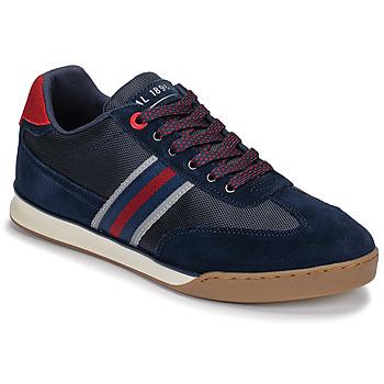 Schuhe Herren Sneaker Low André SPEEDOU Marine