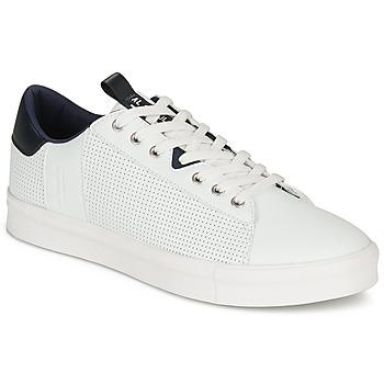 Schuhe Herren Sneaker Low André BRITPERF Weiss
