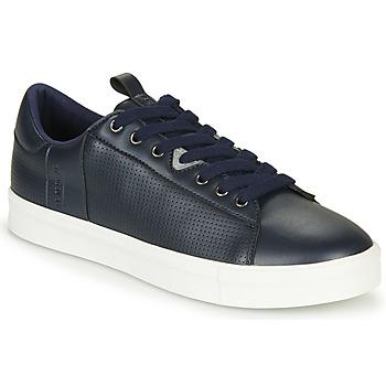 Schuhe Herren Sneaker Low André BRITPERF Marine