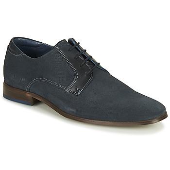 Schuhe Herren Derby-Schuhe André WARREN Marine