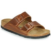 Schuhe Pantoffel Birkenstock ARIZONA Braun