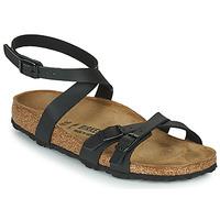 Schuhe Damen Sandalen / Sandaletten Birkenstock BLANCA Schwarz