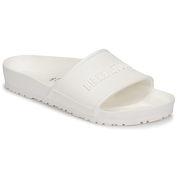 Schuhe Herren Pantoffel Birkenstock BARBADOS Weiss