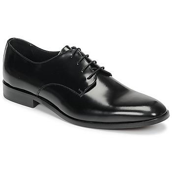Schuhe Herren Derby-Schuhe André SOUTHAMPTON Schwarz