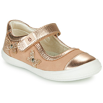 Schuhe Mädchen Ballerinas André ORIANNE Rose