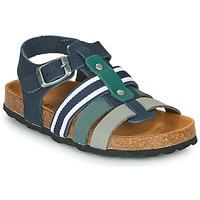 Schuhe Jungen Sandalen / Sandaletten André TRISTAN Marine