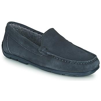 Schuhe Jungen Slipper André MANU Grau