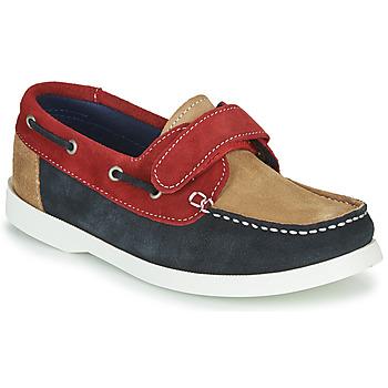 Schuhe Jungen Derby-Schuhe André MALOT Blau