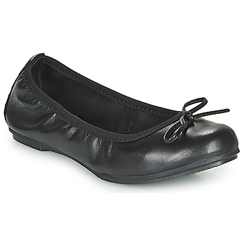 Schuhe Mädchen Ballerinas André AVA Schwarz