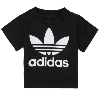 Kleidung Kinder T-Shirts adidas Originals MARGOT Schwarz
