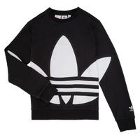 Kleidung Kinder Sweatshirts adidas Originals BRIGDA Schwarz