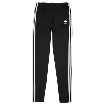 Kleidung Mädchen Leggings adidas Originals BRIDGER Schwarz