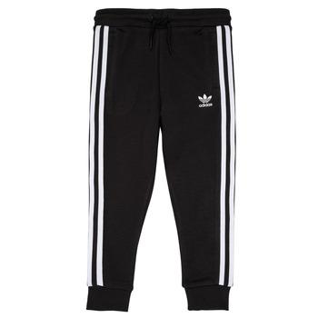 Kleidung Kinder Jogginghosen adidas Originals LOOAI Schwarz