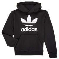 Kleidung Kinder Sweatshirts adidas Originals ZACK Schwarz