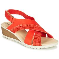 Schuhe Damen Sandalen / Sandaletten Damart MAYLO Naturfarben / gold