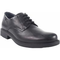 Schuhe Herren Derby-Schuhe Baerchi 1800 ae schwarz Schwarz