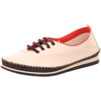 Schuhe Damen Derby-Schuhe & Richelieu Andrea Conti Schnuerschuhe 1887800 345 weiß