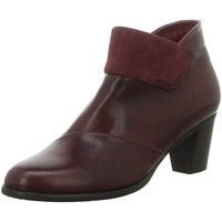 Schuhe Damen Low Boots Regarde Le Ciel Stiefeletten sovia37 2705 rot