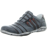Schuhe Herren Derby-Schuhe & Richelieu Kristofer Schnuerschuhe SP 215 BL-BORDO blau