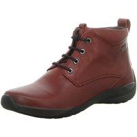 Schuhe Damen Boots Camel Active Stiefeletten Moonlight 844.77.05 rot